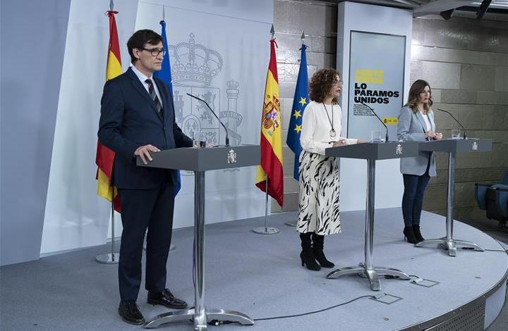 Actualidad Actualidad El Gobierno prolonga el Estado de Alarma hasta el 11 de abril y aprueba nuevas medidas en el ámbito laboral para afrontar la COVID-19