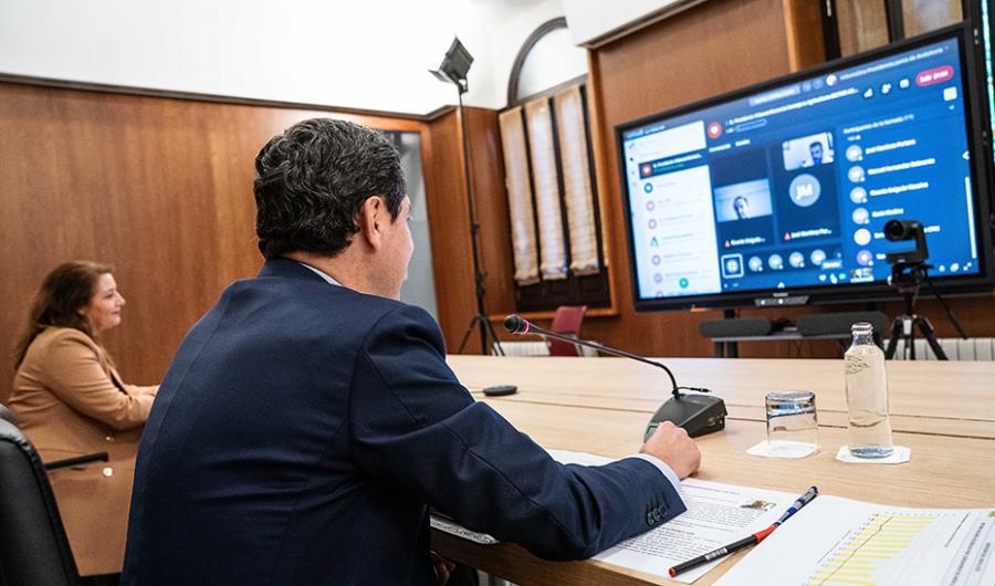 Actualidad Actualidad Moreno reclamará las ayudas que el sector agroalimentario andaluz necesita tras los efectos del coronavirus