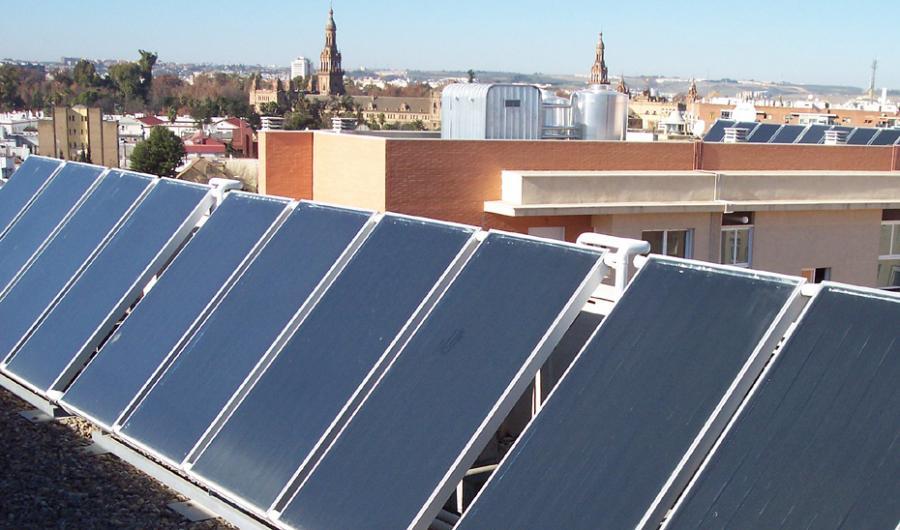 Actualidad Actualidad Aprobados 93,5 millones de euros en ayudas al ahorro energético y el uso de renovables cofinanciado con fondos FEDER