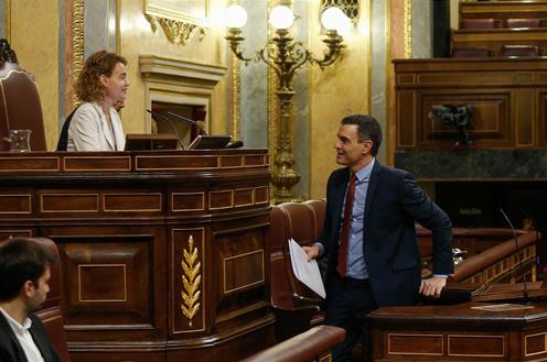 Actualidad Actualidad Sánchez afirma que los avances en la siguiente fase de la lucha contra el COVID-19 serán graduales, seguros y coordinados con todas las administraciones