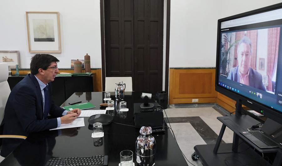 Actualidad Actualidad La Junta liderará un grupo técnico de ciudades turísticas para consensuar la desescalada del sector