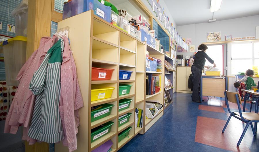 Actualidad Actualidad El 71% de las escuelas infantiles ya ha pedido a la Junta las ayudas por el mantenimiento del empleo