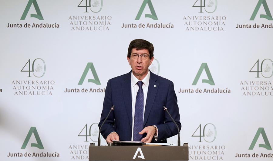 Actualidad Actualidad La Junta espera lealtad de todos los grupos en la alianza parlamentaria sobre el Covid-19