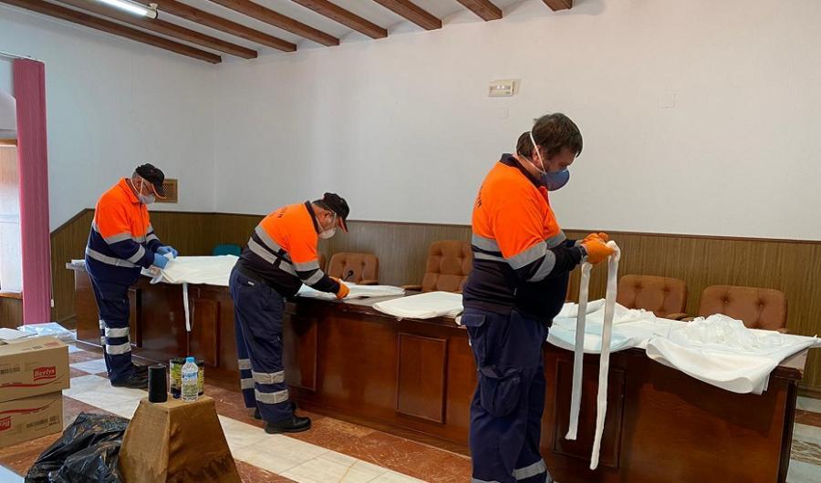 Actualidad Actualidad Gobierno y Junta elaboran un manual que recoge las actuaciones del voluntariado de Protección Civil en Andalucía frente al COVID-19