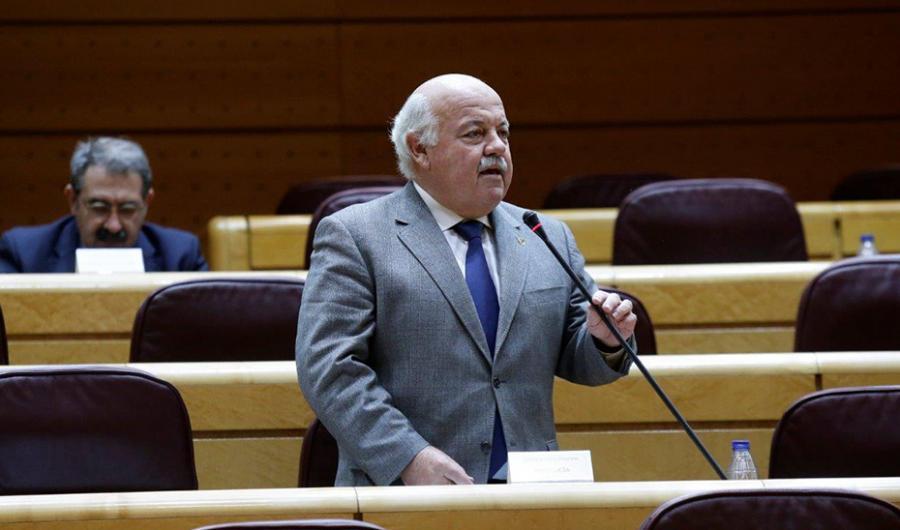 Actualidad Actualidad Aguirre traslada al Senado la petición de un gran acuerdo para la recuperación social y económica del país
