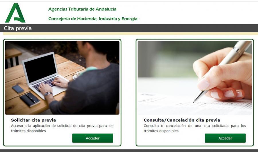 Actualidad Actualidad La Agencia Tributaria de Andalucía pone en marcha la atención telemática al contribuyente