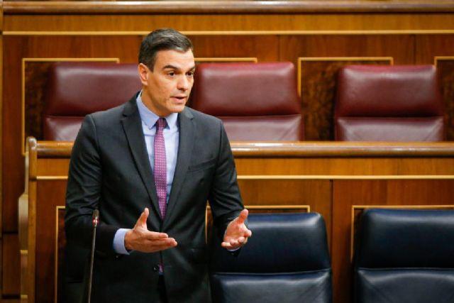 Actualidad Actualidad Sánchez destaca que el ingreso mínimo vital protegerá a quienes más están sufriendo la crisis del COVID-19
