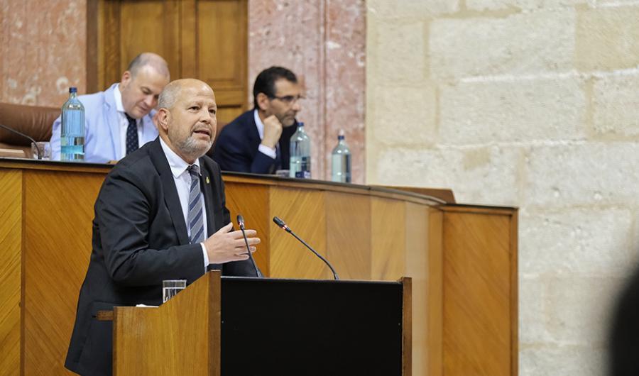 Actualidad Actualidad Javier Imbroda anuncia que el alumnado andaluz no volverá a las clases presenciales en el actual curso