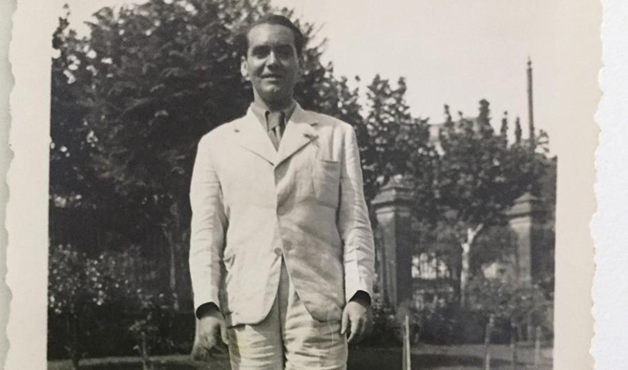Actualidad Actualidad La Consejería de Cultura protege como BIC el legado del poeta Federico García Lorca