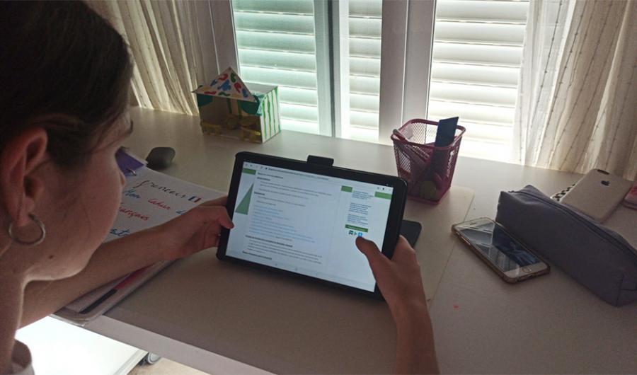Actualidad Actualidad El reparto de tablets se amplía al alumnado de 6º de Primaria y 4º de Secundaria sin medios tecnológicos