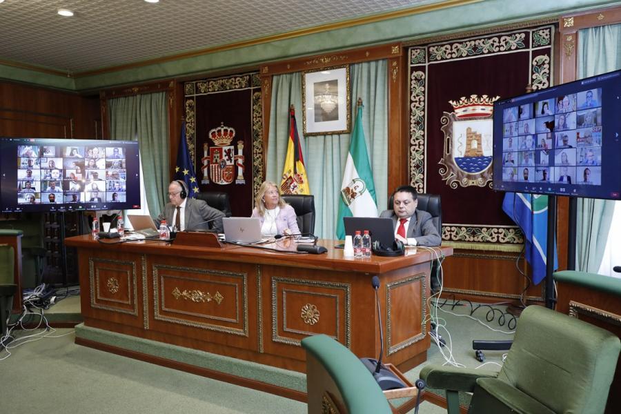 Marbella Marbella El Pleno de Marbella aprueba una modificación presupuestaria para invertir más de diez millones de euros en obras prioritarias para la ciudad