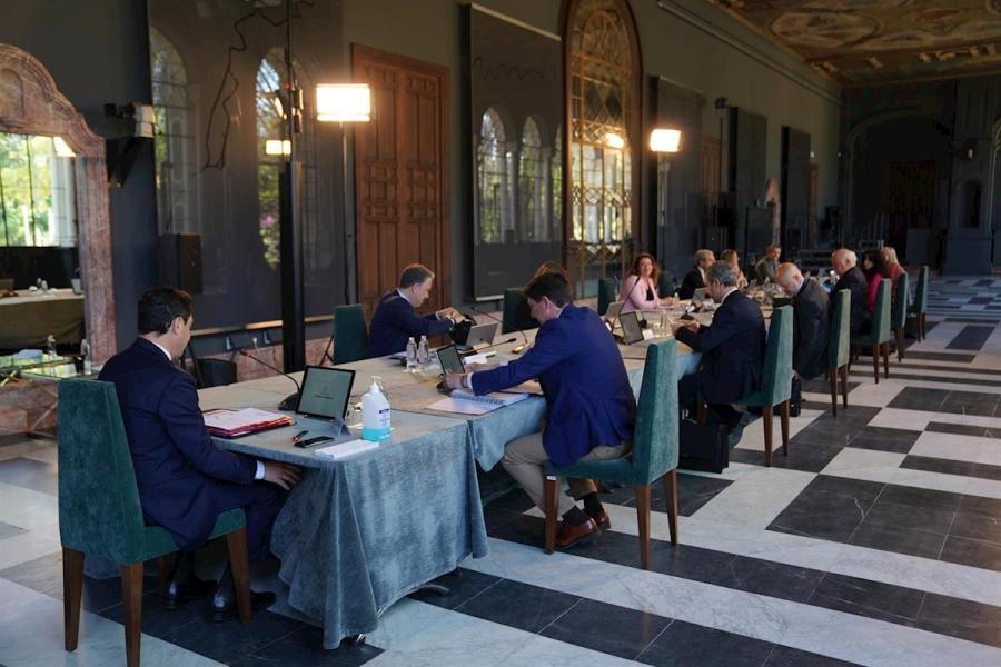 Actualidad Actualidad El Consejo de Gobierno aprueba el Plan de Vigilancia y Prevención de Brotes de Covid-19 en Andalucía