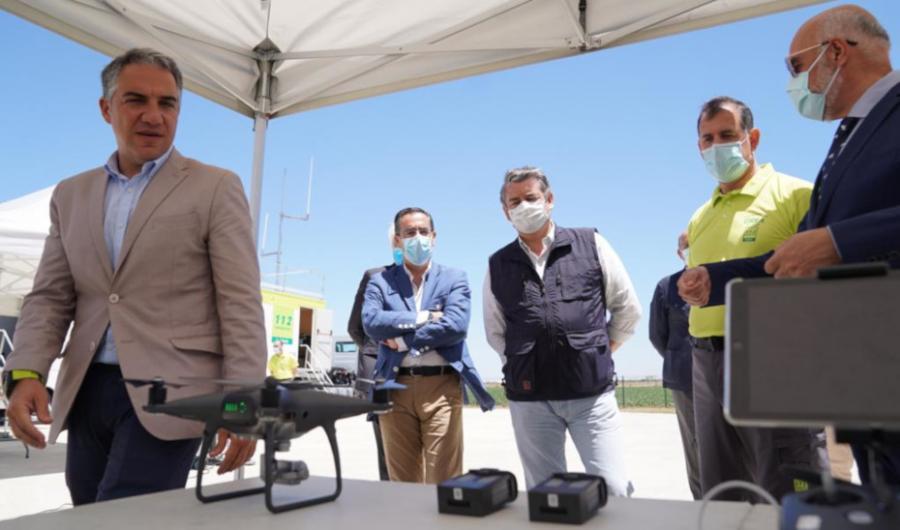 Actualidad Actualidad Bendodo anuncia un nuevo protocolo para la prevención del Covid-19 en el despliegue del GREA en incendios forestales