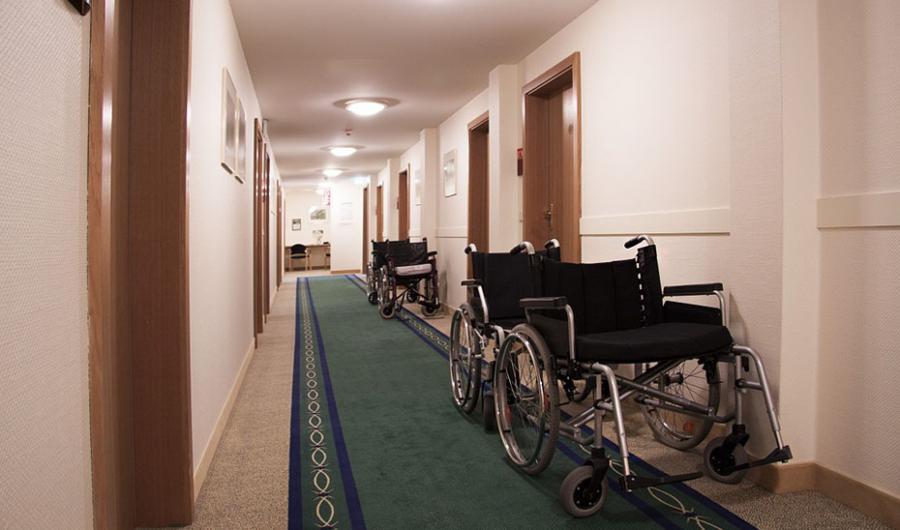 Actualidad Actualidad Sólo los centros residenciales sin casos de Covid-19 durante al menos 7 días acogerán nuevos ingresos