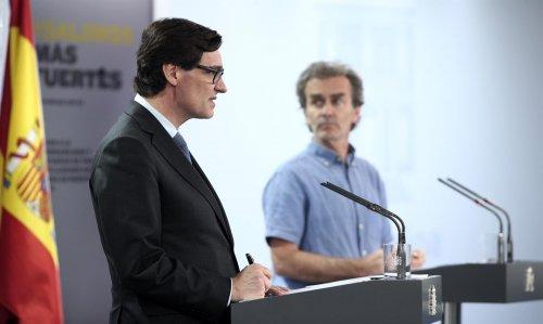 Actualidad Actualidad La comisión de recuperación de Andalucía cita a tres ministros y a Fernando Simón el 7 de julio