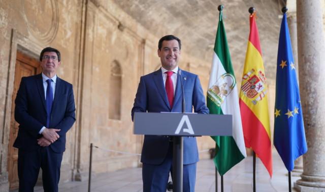 Actualidad Actualidad Economía lanza el distintivo 'Andalucía Segura' para apoyar al comercio tras la pandemia