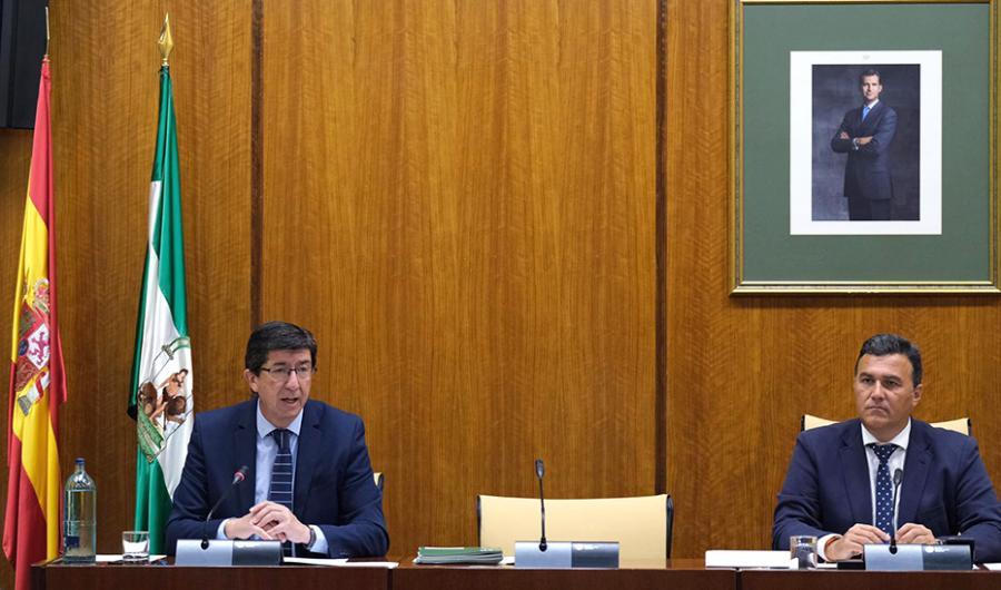 Actualidad Actualidad Marín anuncia el anticipo del pago de la Justicia Gratuita a abogados y procuradores