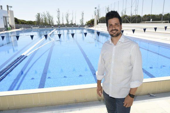 Torremolinos Torremolinos El Patronato de Deportes reabre la piscina y el gimnasio potenciando las reservas online