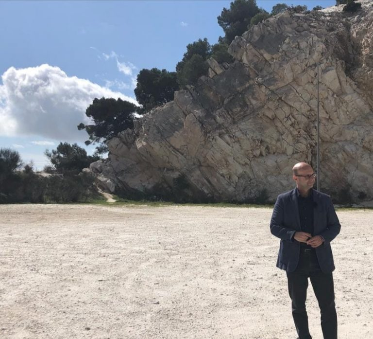 Mijas Mijas Luz verde a la construcción del depósito de agua de Mijas Pueblo