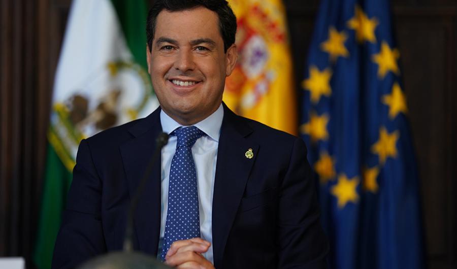 Actualidad Actualidad Moreno propone en Europa dar un mayor apoyo a las regiones más afectadas por el cambio climático