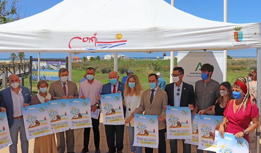 Turismo Hoteles Varias playas de Málaga son espacios libres de humo