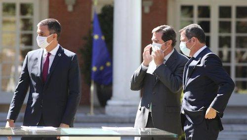 Actualidad Actualidad CEOE y Cepyme piden a Sánchez que no suba los impuestos
