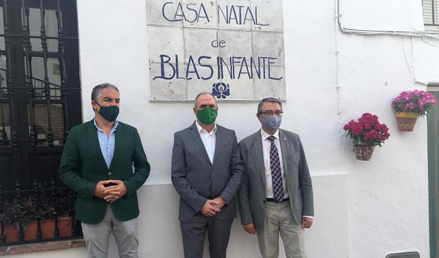 Actualidad Actualidad La Junta destinará casi 400.000 euros para rehabilitar la casa natal de Blas Infante