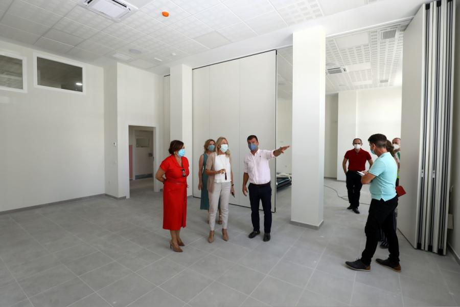 Marbella Marbella Las obras de la nueva sede de la Escuela Oficial de Idiomas de Marbella encaran su recta final con el objetivo de entrar en funcionamiento en el curso 2020/2021