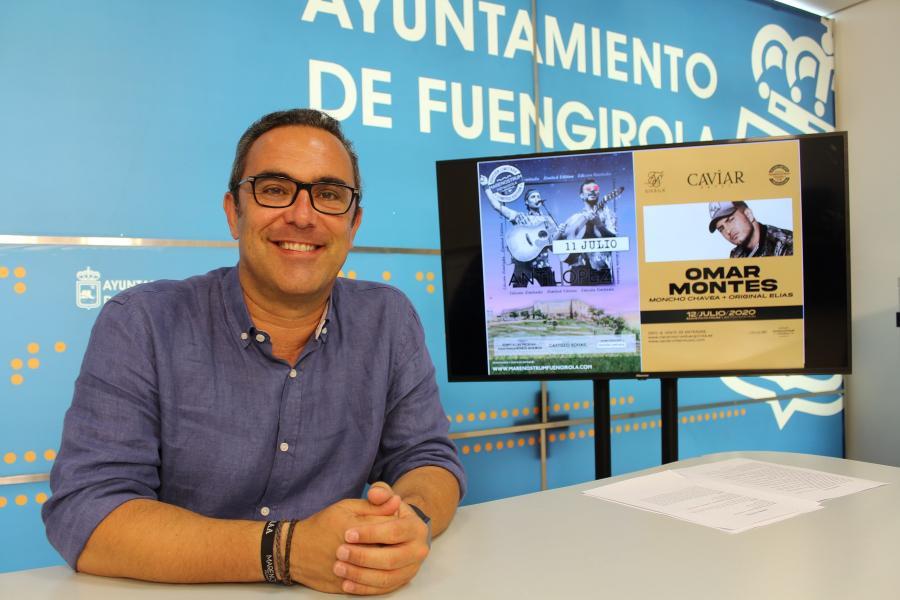Fuengirola Fuengirola Antílopez y Omar Montes abren 'Marenostrum Fuengirola – Edición Limitada' este fin de semana