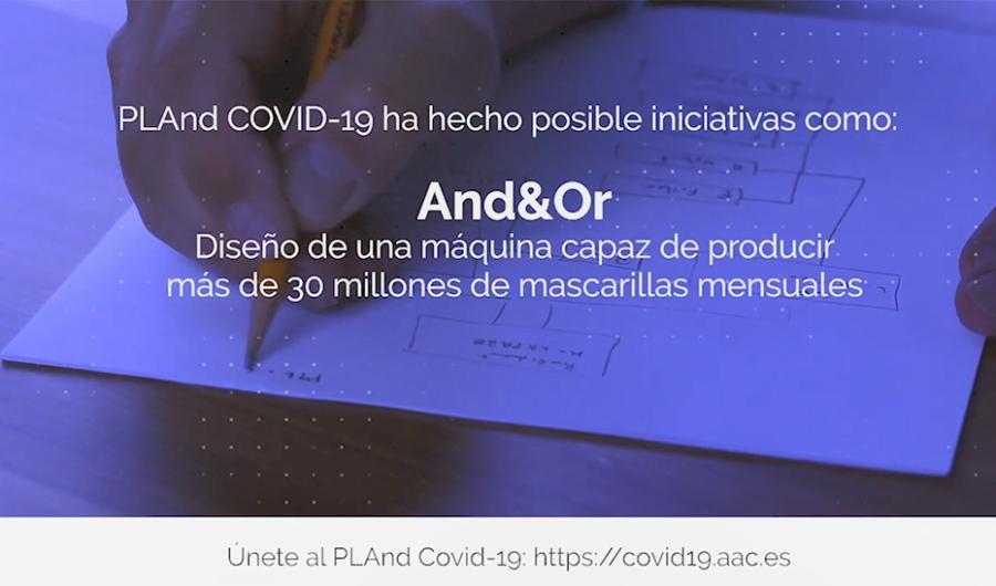 Actualidad Actualidad PLAnd COVID-19: cuando la cooperación es clave y la innovación, la respuesta