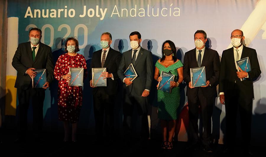Actualidad Actualidad Moreno aboga por convertir la crisis por el Covid-19 en una oportunidad para fortalecer Andalucía