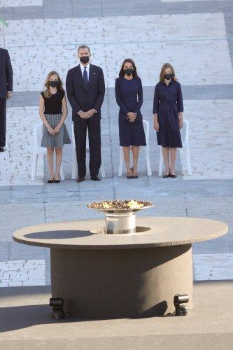 """Actualidad Actualidad El Rey apela a homenajear a las víctimas del Covid con """"espíritu de superación"""", respeto y entendimiento"""