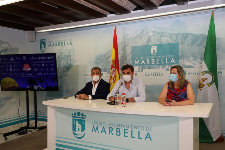 Marbella Marbella La V Cumbre Marbella All Stars reunirá el 27 de julio a un centenar de empresas y a nuevos valores de la alta gastronomía