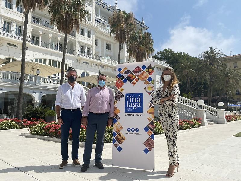 Malaga Malaga 'Sabor a Málaga' protagoniza la quinta edición de la Experiencia Verema en el Gran Hotel Miramar