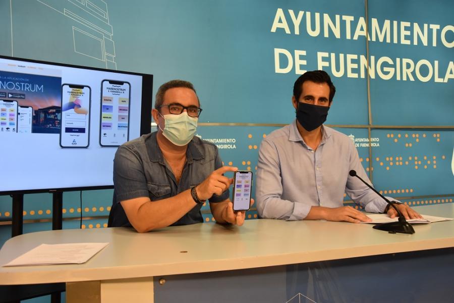 Fuengirola Fuengirola Marenostrum Fuengirola aplica las últimas tecnologías para garantizar el cumplimiento de las medidas higiénico-sanitarias
