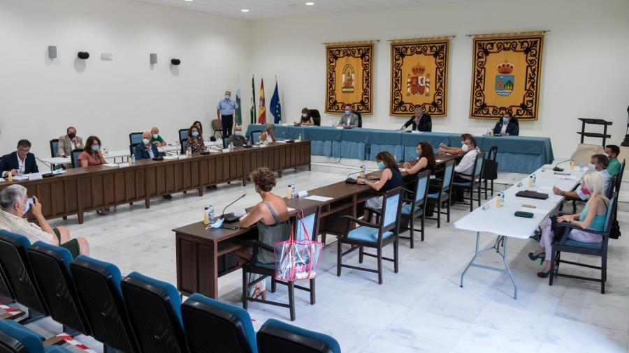 Estepona Estepona El Pleno de Estepona aprueba la Cuenta General de 2019 con todas las magnitudes económicas en positivo
