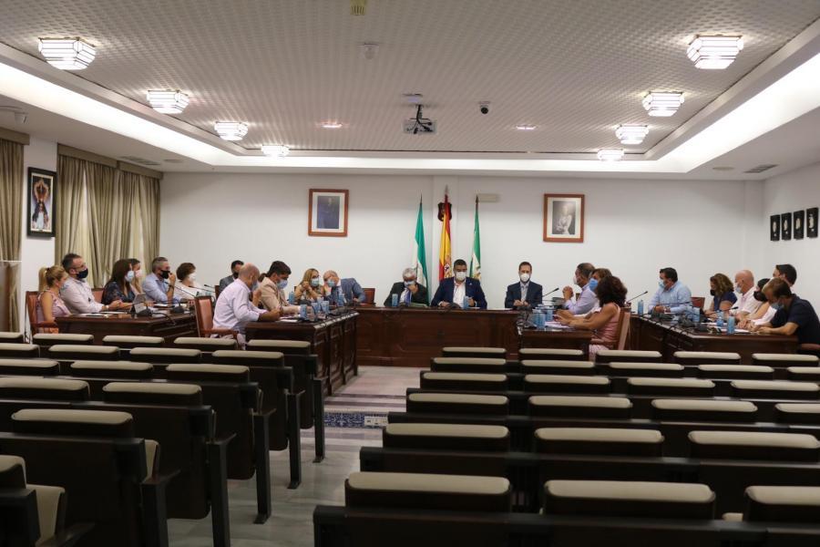 Mijas Mijas Mijas aprueba en pleno su 'Plan Municipal de Calidad Turística' que recoge las medidas para afrontar el Covid-19