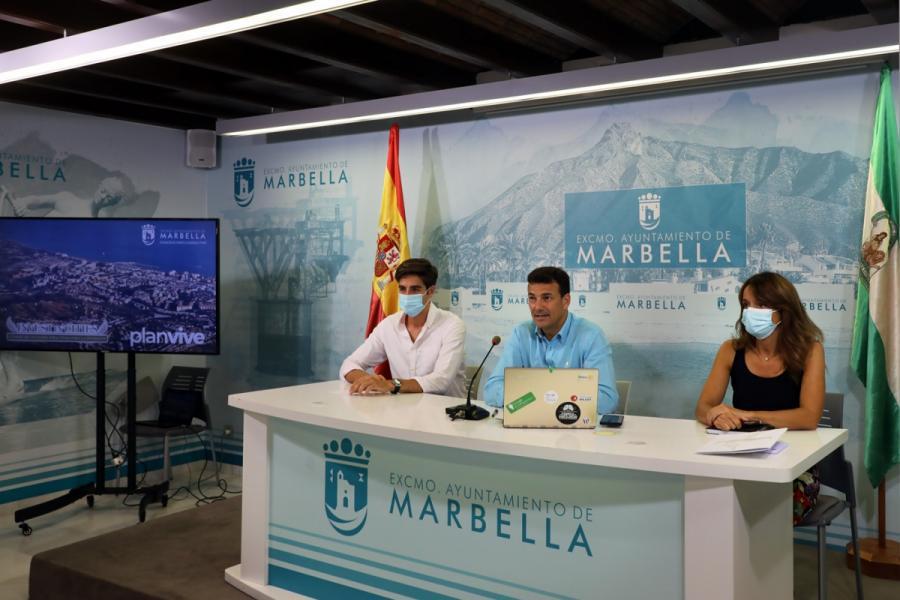 Marbella Marbella Marbella, seleccionada por segundo año consecutivo para participar en un foro de ciudades atractivas para la inversión