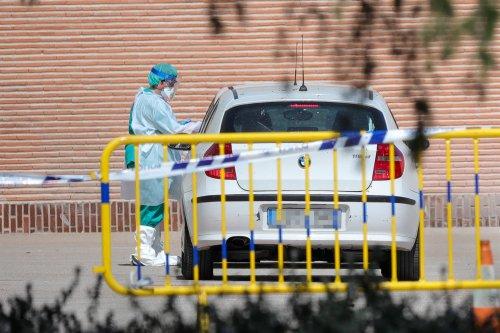 Actualidad Actualidad Andalucía registra dos muertes en 24 horas y suma 526 nuevos casos de Covid-19