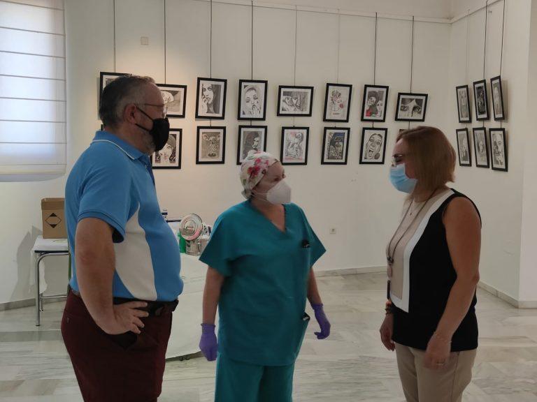 Mijas Mijas Mijas acoge la realización de pruebas serológicas a los maestros del municipio