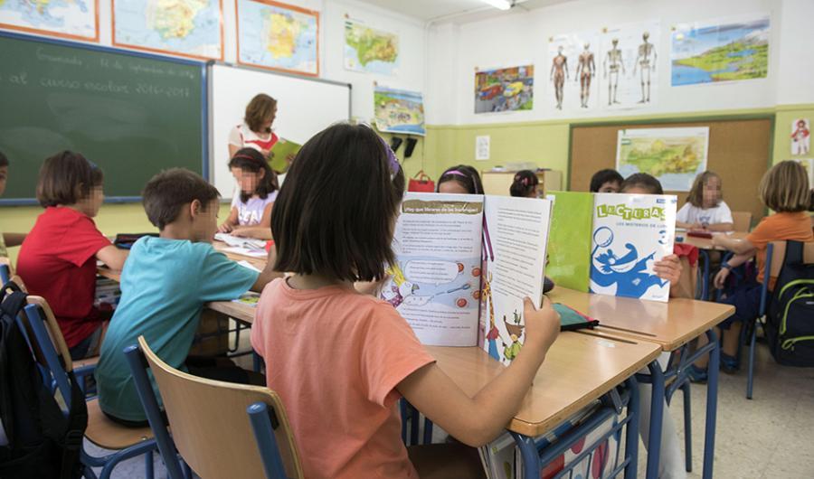 Actualidad Actualidad Casi 110.000 familias han obtenido el cheque-libro para el nuevo curso de manera telemática