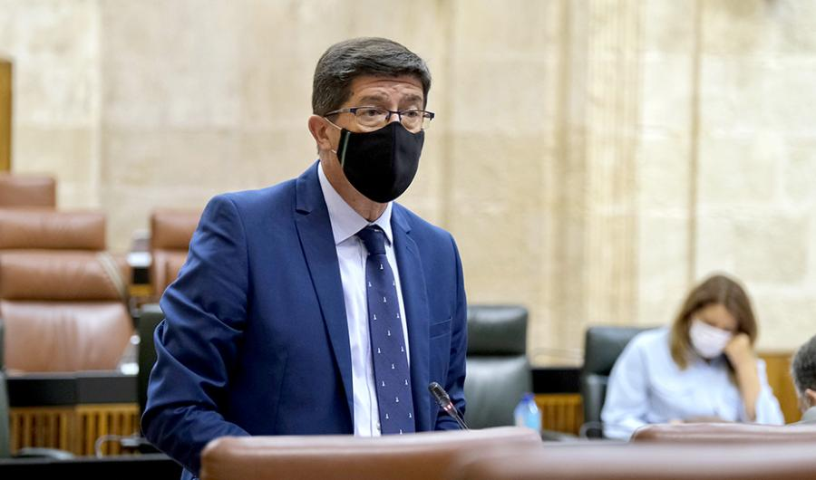Actualidad Actualidad Marín anuncia que el Plan para reactivar la Justicia se ampliará a 2021 si fuera necesario