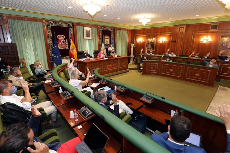 Marbella Marbella El Pleno da el visto bueno por unanimidad al primer trámite medioambiental del nuevo Plan General de Marbella