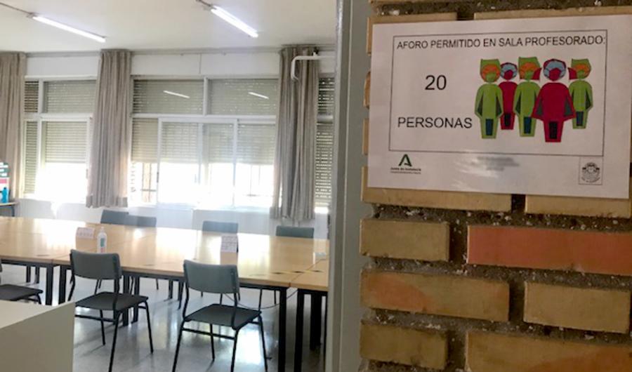 Actualidad Actualidad Este martes comienzan curso 944.500 estudiantes de Secundaria, Bachillerato, FP, Adultos y Artísticas