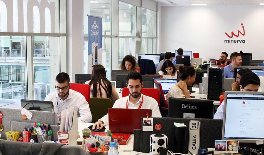 Actualidad Actualidad La Junta y Vodafone seleccionarán a 30 startups en la octava edición del Programa Minerva