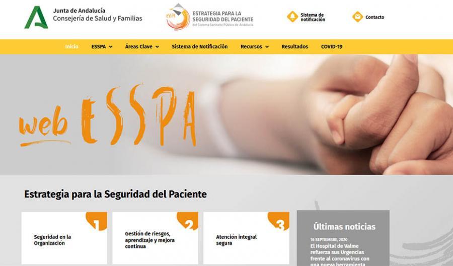 Actualidad Actualidad Salud crea una plataforma web que promoverá buenas prácticas para la seguridad del paciente