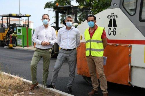 Benalmadena Benalmadena Comienzan los trabajos del Plan de Asfalto 2020 de Benalmádena, que incluyen 50 calles