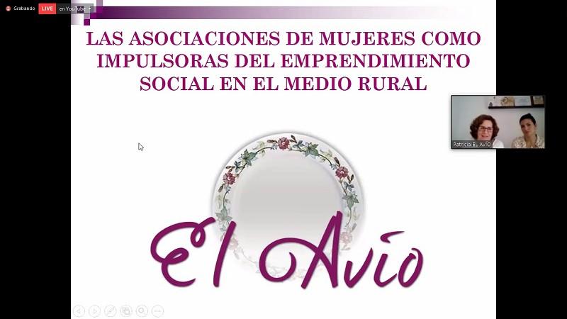Malaga Malaga El Balcón de Experiencias Inspiradoras de La Noria presenta el proyecto de 'El Avío', un catering social que impulsa el empleo rural femenino