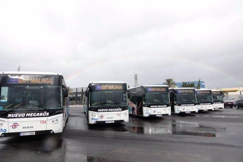 Malaga Malaga La EMT aumenta el número de servicios y autobuses a partir del lunes