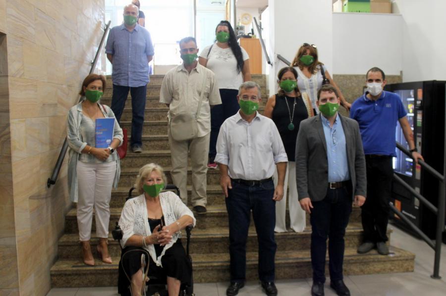 Estepona Estepona El Ayuntamiento solicitará en Pleno al Gobierno Central que ceda unas instalaciones para el primer centro de día de salud mental de Estepona